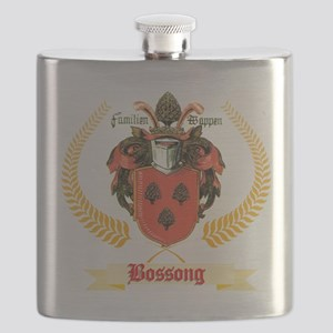 german boss coat Flask